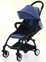 Прогулочная коляска yoya/ Baby Tim (джинс бежевая)