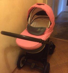 Лёгкая детская коляска Tutiс Bumer 3 в 1