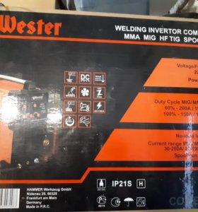 Wester combi 200p