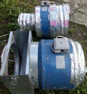 Вытяжка вентиляция SYSTEMAIR KD 315M1