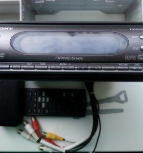 DVD-ресивер Sony с колонками