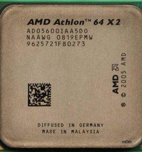AMD Athlon(tm) 64 X2 Dual Core Processor 5600+
