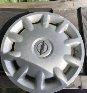 Колпаки от Opel