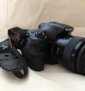 Sony Alpha SLT-A58 Kit 18-55mm