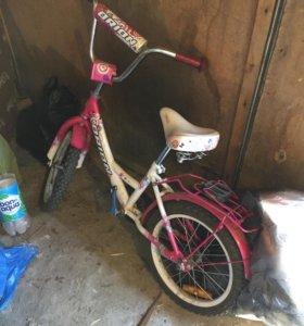 Велосипед двух колесный