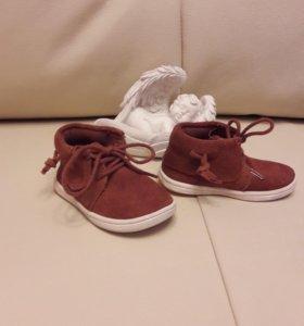 Ботиночки zara новые