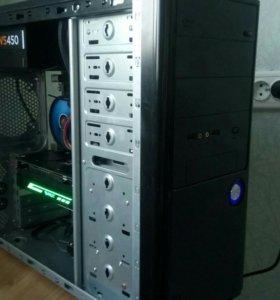 Игровой компьютер i5 7400 gtx 1060