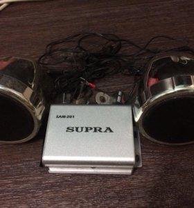 Аудиосистема для мототехники