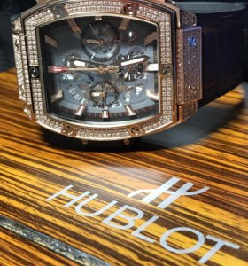 Hublot Spirit King Gold