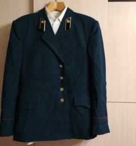 Военная форма офицера СССР