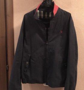 Куртка известного бренда Hackett London