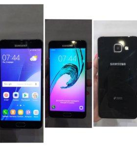 Телефон самсунг гелакси А 5 2016 г.