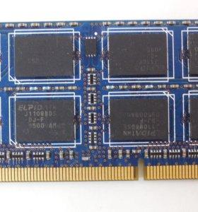 Память DDR3