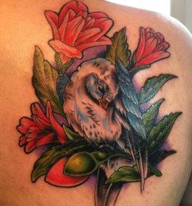 Предлагаю услуги тату-мастера.