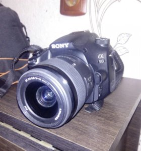 Фотоаппарат sony &58