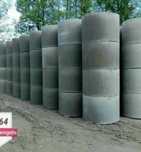 Кольца бетонные от производителя