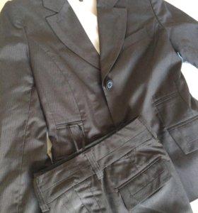костюм пиджак и брюки Остин размер s
