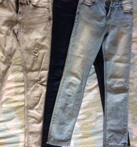 джинсы по 200 руб на объём бёдер 85см