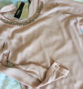 блузка bestia новая размер s на 44-46