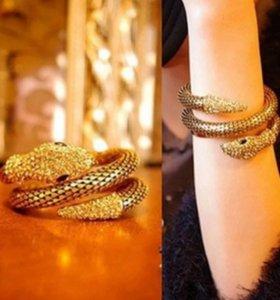 Продам браслет змея