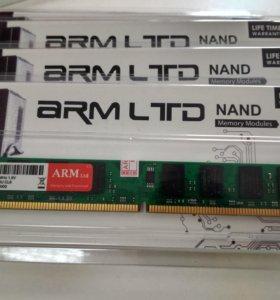 Оперативная память DDR2 новая