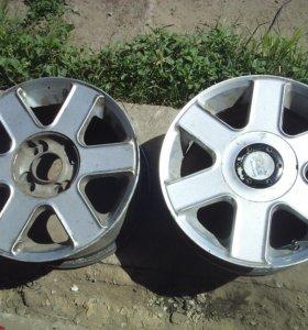 диски литые R14
