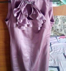 Платье вечернее до конца месяца продам за 500руб.