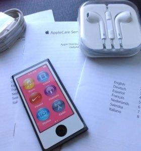 Новый iPod nano 7 16gb Space Gray