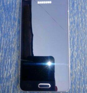 Телефон самсунг а3-2015