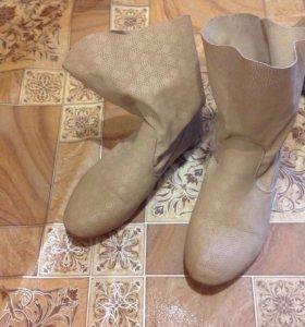 Красивые черевички