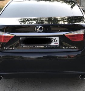 Lexus ES, 2013