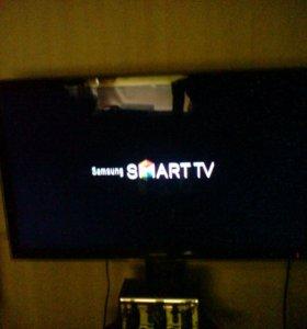"""smart tv samsung 40"""" ue40d6100sw (ремонт или з/ч)"""