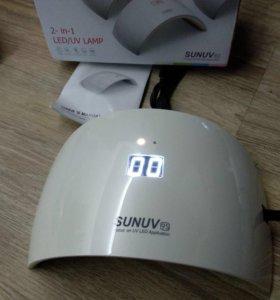 Гибридная UV LED лампа SUNUV 9C 24W