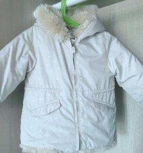 Куртка Zara (еврозима)