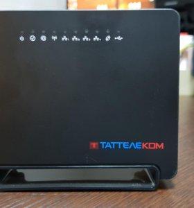 Wi-fi роутер Таттелеком