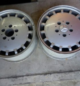Два диска от мерседеса r16