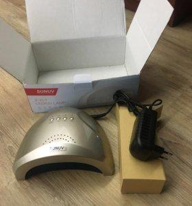 Светодиодная LED лампа SUNUV 1 48 Ватт