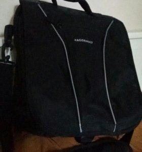 Сумка-рюкзак-планшет