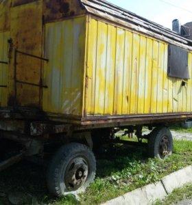 Строительный вагончик