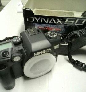 Фотоаппарат Konica minolta DYNAX 60