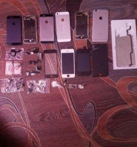 Оригинальные запчасти для айфонов