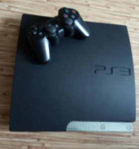 PS 3 + джойстик