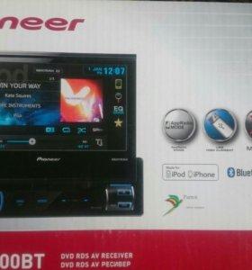 Cd ресивер Pioneer AVH - X7500BT