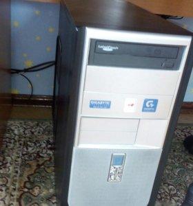 Компьютер на gtx 1050ti