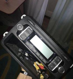 Магнитола Panasonic RDS 210