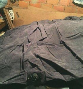 Надувной спальный матрас