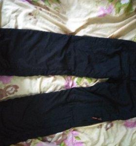 Очень тёплые горнолыжные штаны унисекс