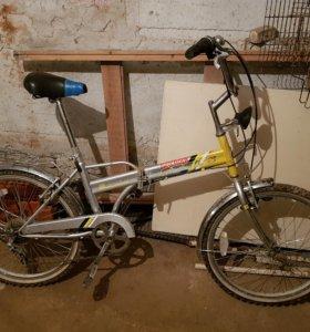 Продается велосипед Stels, подростковый, 6 ск