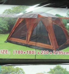 Палатка Coleman art 6005 8местная