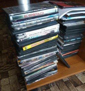 DVD диски (игры)